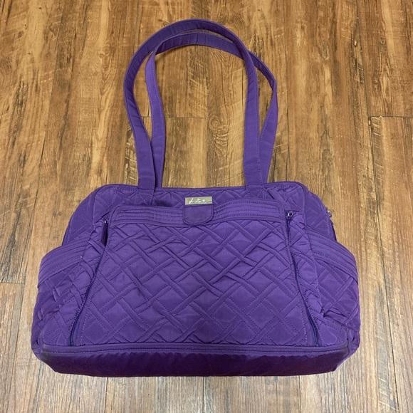 Vera Bradley Handbags - Vera Bradley Stroll Around Diaper Bag